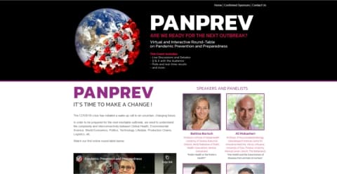 Virtual and Interactive Round-Table on Pandemic Prevention and Preparedness